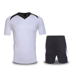 Children Adults Football Jerseys and shorts Training Suit Clothes Set Football T-shirts Sportswear Soccer Sports Clothing L404