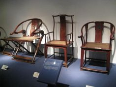 Tang Dynasty dining chairs (D)