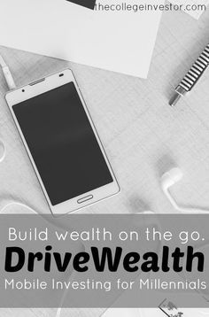 If you're looking for an easy way to get started investing, and want to do it from your mobile phone, you can. Learn more in our DriveWealth review. http://thecollegeinvestor.com/16986/drivewealth-review-mobile-investing-for-millennials/ Insuran buying tips,how to buy insurance,financial planning