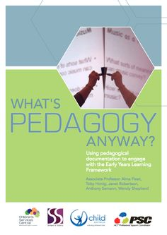 What's Pedagogy Anyway?