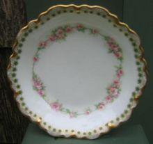 Half Price Haviland Sale - Antique Haviland Limoges Bowl Schleiger 856