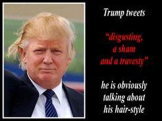 Trump by raymaclean, via Flickr