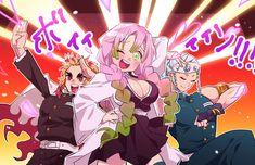 Browse Daily Anime / Manga photos and news and join a community of anime lovers! Manga Anime, Anime Demon, Demon Slayer, Slayer Anime, Pokemon Ships, Fanart, Best Waifu, Anime Art Girl, Animes Wallpapers
