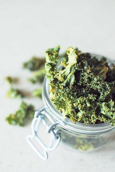 Chips Couve (kale)