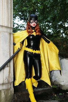Barbara Gordon - Batgirl XXII by Knightess-Rouge