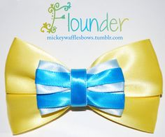 Hey, I found this really awesome Etsy listing at http://www.etsy.com/listing/119444241/flounder-hair-bow