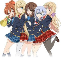 Girl Friend Note Web Anime's 1st Episode Streamed