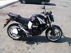 Yamaha Fz Bike, Fz 16, Mercedes Sls, Super Bikes, Motors, Xbox, Shark, Motorcycles, Wraps