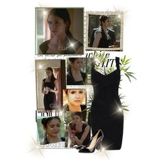 """""""Elena G. - 2x21"""" by iced on Polyvore"""