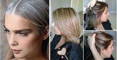 Esta poderosa mezcla eliminará todas las canas que se encuentren en tu pelo sin dejar rastro alguno.