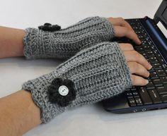 Rękawiczki bez palców na Stylowi.pl