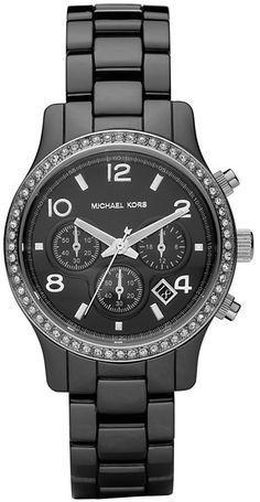 Gunmetal Womens Michael Kors Watch