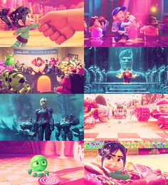 Wreck-It Ralph...I thought I was going to hate this movie, but it was actually super cute! Um, and I love the Wizard of Oz reference with the Oreos. In the words of Cap, I understood that reference!