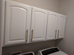 Laundry cabinets refinished by Chameleon Painting SLC UT in extra white. Furniture, Refinishing Cabinets, Laundry Cabinets, Kitchen Cabinets, Cabinet, Refinishing Furniture, Home Decor, Kitchen, Armoire