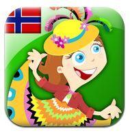 GAN Aschehougs barnesanger: I denne appen finner du den kjente barnesangen Se min kjole. Hvis du klikker på Flere sanger, finner du også to andre sanger; Tornerose og I et hus ved skogens slutt!  I appen kan du høre på sangen, synge med, klikke deg rundt i bildene og finne spennende ting! Det finnes ulike spill og aktiviteter i hver app. Iphone App, Itunes, Princess Peach, Ipad, Fictional Characters, Pictures, Fantasy Characters