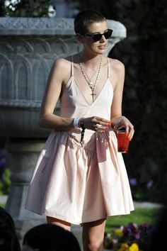 Obvs not the skin head Womens Fashion Inspiration, Outfits, Style Snaps, Model, Clothes, Agyness Deyn, Fashion, Fashion Inspo, Her Style