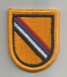 Special Forces Detachment KOREA Beret Military Patch FLASH