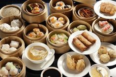 Kid-friendly dim sum in Vancouver