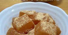 ❀4/3話題入り・4/23 100人れぽ感謝❀ 和菓子屋さんで売ってるようなわらび餅が、片栗粉で簡単にできちゃう!?