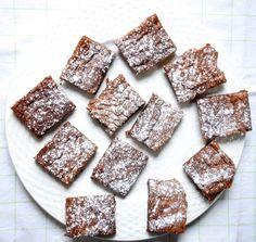 Al zó vaak gezien op sites, blog, pinterest... maar nog niet op onze eigen site: Nutella brownies! Toen ik wederom op een recept stuitte in het nieuwe boek van