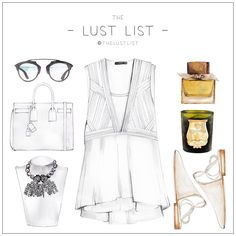 The Lust List: Easy Breezy