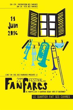Festival des Fanfares Montpellier