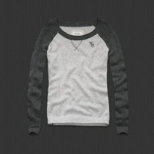 this abercrombie sweater type thing is soo cuuute and looks reallly comfy <3<3