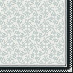 Terazzo floor tiles
