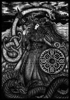 Norse by ladyoftheflies on deviantART