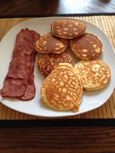 Super Fluffy Protein Pancakes