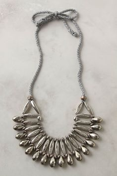 Palenque Necklace - $198.  I'm pretty sure I could make this after a trip to Michael's.