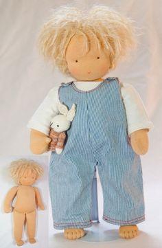 Kit Doll Bertie 38 cm