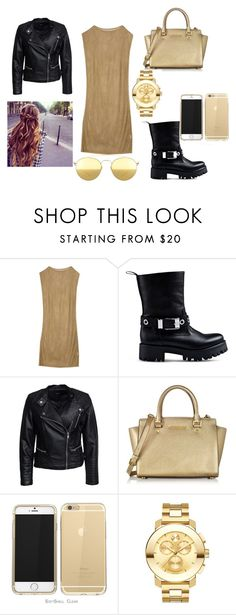 25 by raluca-belu on Polyvore featuring Laviniaturra, Sisters Point, Love Moschino, Michael Kors, Movado and Mykita