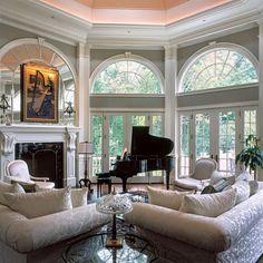 S_T_U_N_N_I_N_G_ windows - architecture - lighting   -   Sanford Custom Builders  Builders in Wellesley Hills, MA   Boston Design Guide