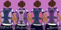 Pony Backpacks