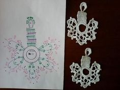 Ela Klementowicz's 860 media content and analytics - Her Crochet Crochet Snowflake Pattern, Christmas Crochet Patterns, Crochet Snowflakes, Holiday Crochet, Crochet Gifts, Crochet Motif, Crochet Doilies, Crochet Flower, Crochet Christmas Decorations