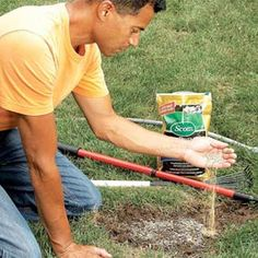 How to Fix Dead Spots in Your Lawn