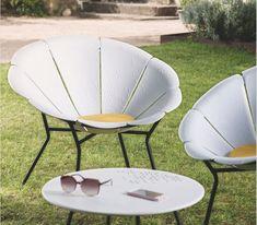 Fauteuil outdoor : 7 styles pour personnaliser sa terrasse ! - Extérieurs design Top 5, Styles, Restaurant, Furniture, Mini, Home Decor, Design, Art, Gardens