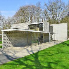 Gerrit Rietveld - Otterlo sonsbeek paviljoen (reconstruccion)