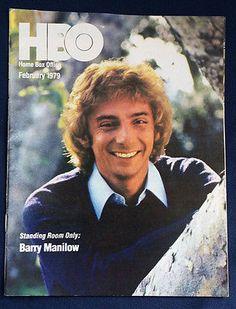 1979 HBO Guide Barry Manilow STALLONE Keaton Hudson Home Box Office TV Magazine  | Entertainment Memorabilia, Television Memorabilia, Merchandise & Promotional | eBay!