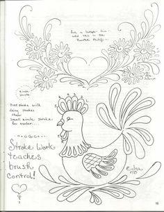 Folk Art Primer - Ana Pintura 2 - Веб-альбомы Picasa