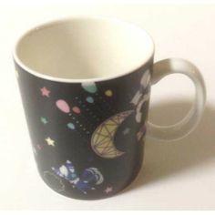 Pokemon Center 2013 Type Focus Campaign Ghost Psychic Solosis Gengar Inkay Meowstic Ceramic Mug