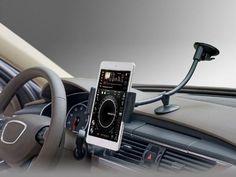 0cf572f0789be6 AboveTEK® Premium Quality Universal Smartphone Tablet Windshield Dashboard Car  Mount Holder - Fits all Gadgets