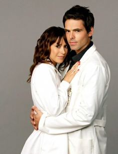 One of My Favorite GH Couples, Patrick and Robin. (: