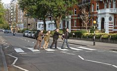 Initial ideas for the cover of the Beatles' final album included a photo shoot at Mount Everest but in the end they chose to take six photographs at the zebra crossing right outside EMI Studios in leafy north London. The iconic cover of Abbey Road, featuring a barefoot McCartney, has spawned a million imitations and a few conspiracy theories concerning the death of Paul. http://www.lonelyplanet.com/england/london/activities/hiking-trekking/the-beatles-london-walk