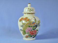 "Japanse porselein gember Jar gemarkeerd ""YAMAHIRO TOEN - 山弘陶苑"" - DSC_00271"