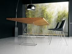 Table design CURZON par MODLOFT