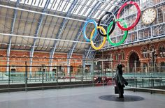 Go to the Olympics (maybe London 2012?)