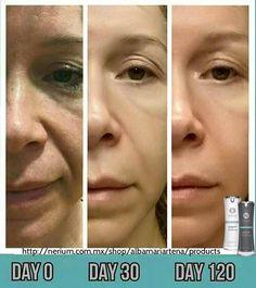 El tratamiento anti-edad más simple: Lava tu cara y aplica Nerium AD Eso es todo. Una sola botella, sin complicaciones. Adquiere tus productos conmigo, informes inbox o whatsapp +526862103006 para decirte como lo puedes obtener. o entra en la pagina http://albamariartena.nerium.com
