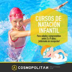 ¡Al agua Pato! Para que los peques de la casa se diviertan haciendo deporte apúntalo a #natación